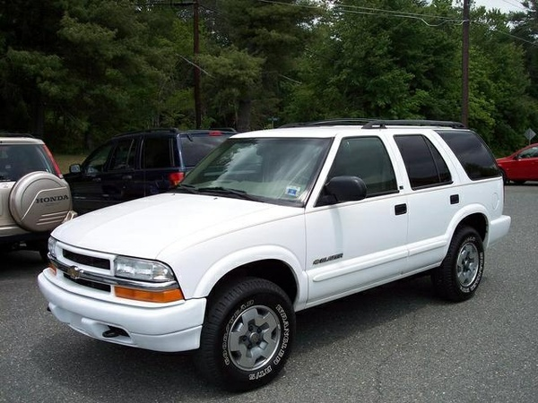 Chevy Blazer, GMC Jimmy, Oldsmobile Bravada 1995-2005 Factory Service Workshop repair manual