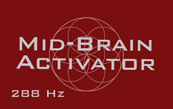 Mid-Brain Activator - Powerful Third Eye / Pineal Gland Meditation - Binaural Beats