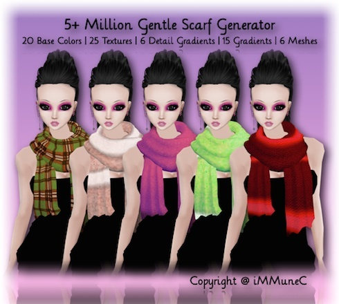 5+ Million Gentle Scarf Generator With Resell Rights