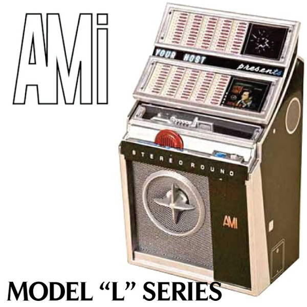 Rowe AMI Model L JAL-JEL  (1963) Manual and Brochure