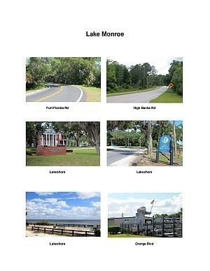 Lake Monroe Scenic Motorcycle Ride (Sanford / Deltona)
