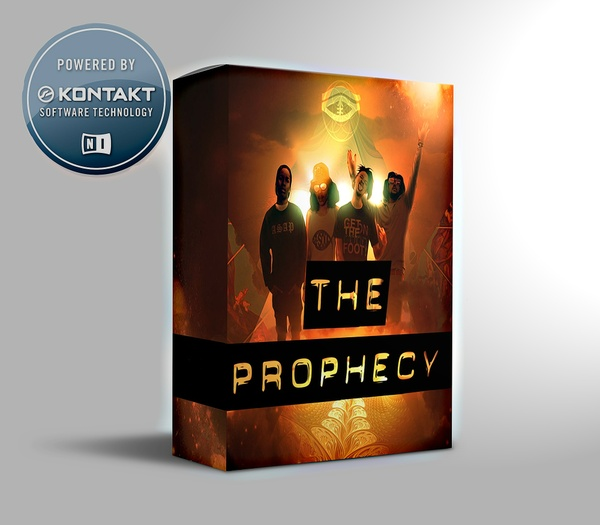 THE PROPHECY AMBIENT HIP HOP KONTAKT *NEW* BUY NOW!