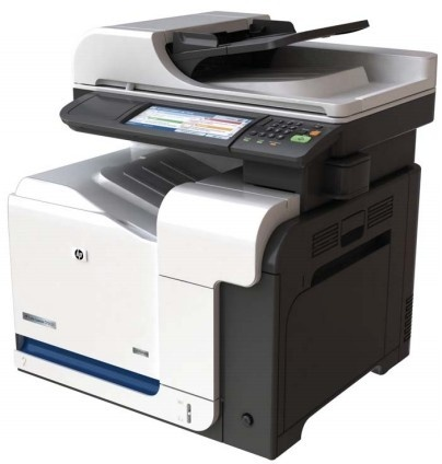 HP Color LaserJet CM3530 MFP Series Service Repair Manual