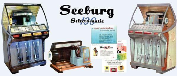 Seeburg    HF100-R, HF100-RH   (1954)