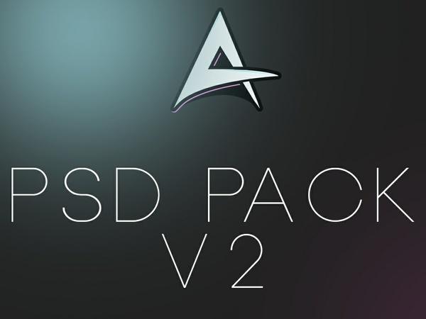 Artix PSD Pack V2 [EPIC!]