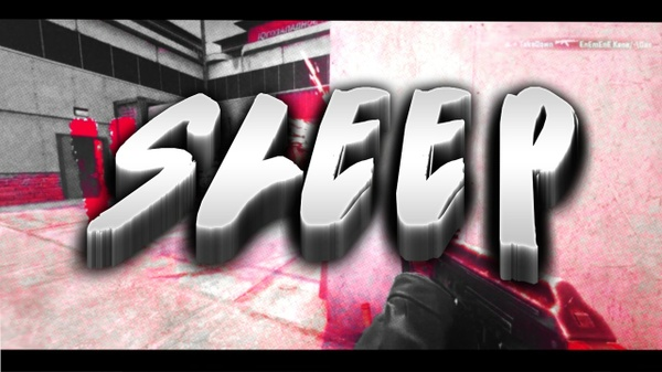 Sleep. [Project File]