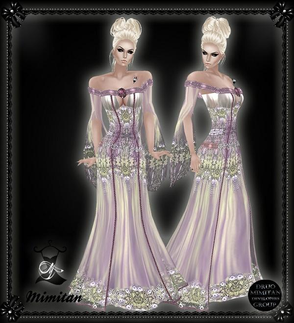 Cloris dress