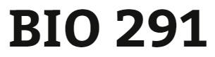 BIO 291 Week 3 WileyPLUS Quiz