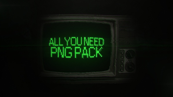 All You Need PNG Pack