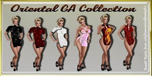 Oriental GA Collection Catty Only!!!