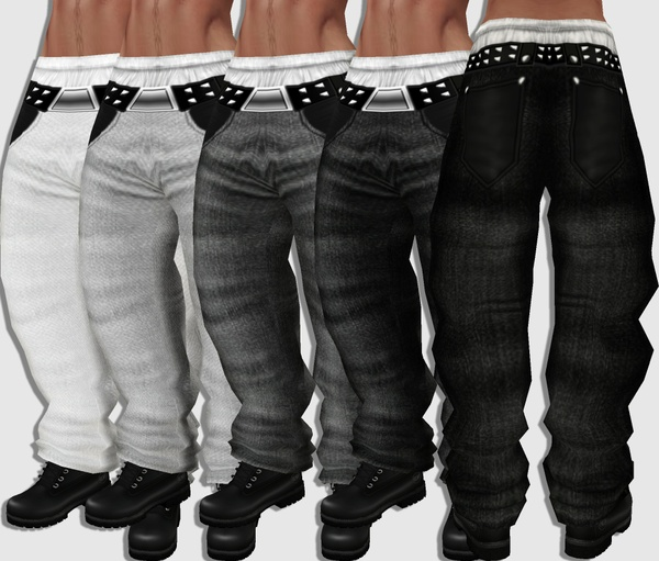 Imvu Male Jeans