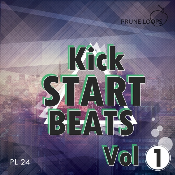 Kick Start Beats Vol.1 - Prune Loops