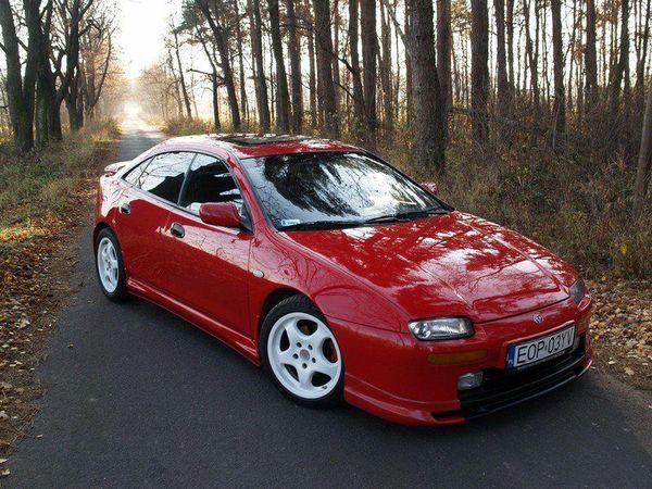 Mazda 323F Astina (Lantis) (1996-1998) Workshop Manual