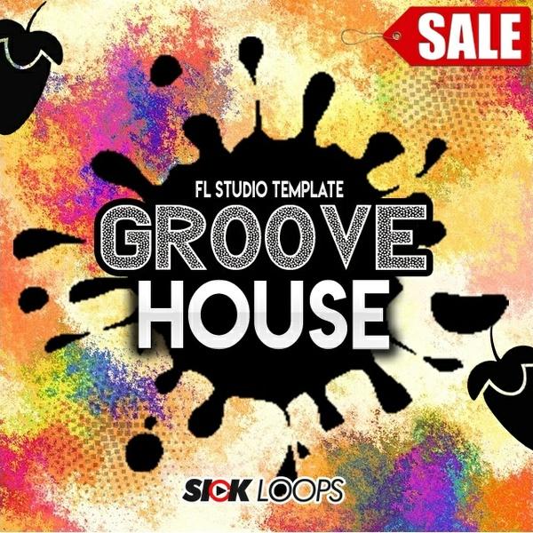 GROOVE HOUSE (FL STUDIO TEMPLATE)