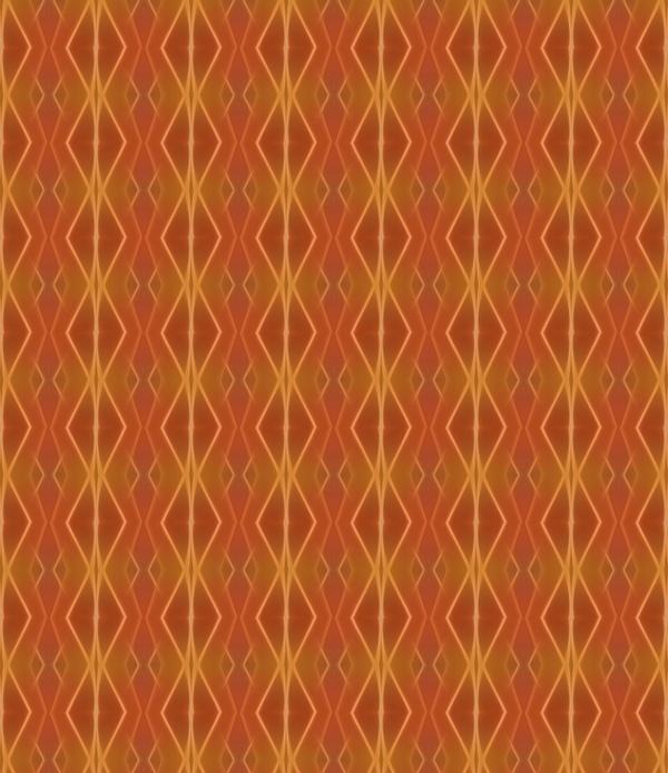 Orange Glow Wallpaper