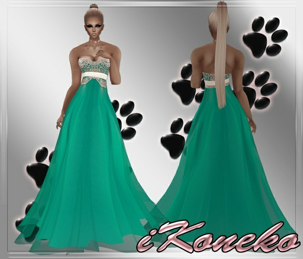 Homecoming Queen Gown