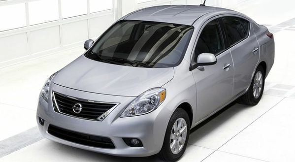 NISSAN VERSA 2014 FACTORY SERVICE MANUAL