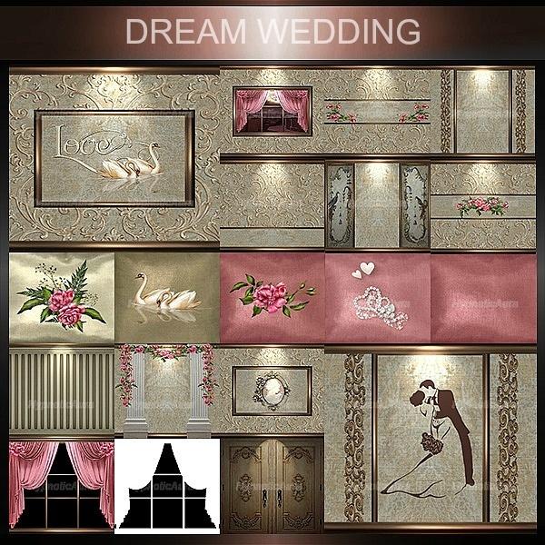 A~DREAM WEDDING-45 TEXTURES