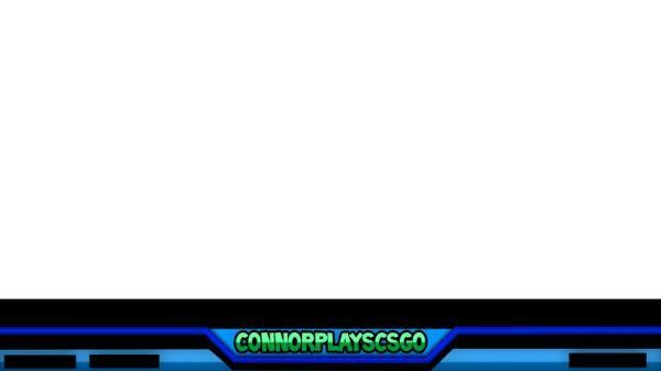 making overlays : CSGO/Minecraft/any
