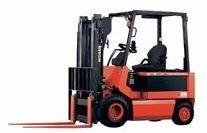 Nissan Electric Forklift P01/P02 series Service repair manual