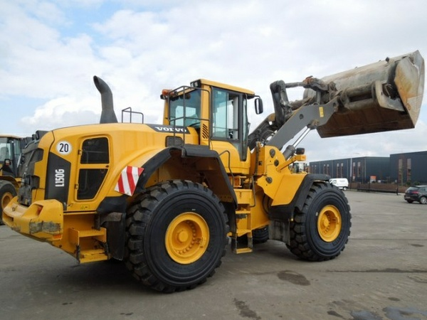 VOLVO L150G WHEEL LOADER SERVICE REPAIR MANUAL - DOWNLOAD