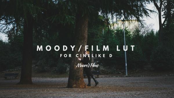 Mauro's Moody/Film LUT  GH4/G7/G80/G85/GH5