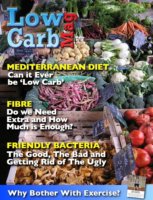 Low Carb Mag April 2013 - The Worlds Most Loved Low Carb Magazine
