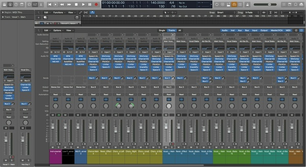TMP Template for Logic X (Only)