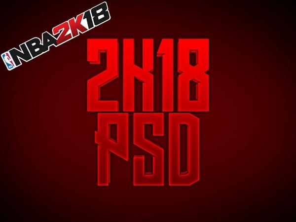 2K18 PSD (PS4+XB1)