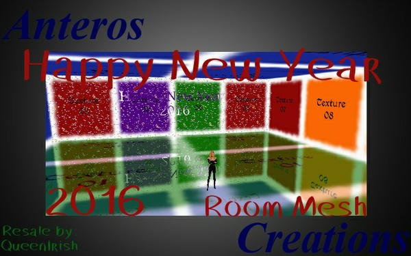 2016 New Year Celebration Room