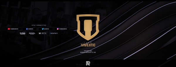Naventic Header PSD