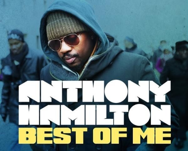 Best of Me by Anthony Hamilton - Piano Tutorial