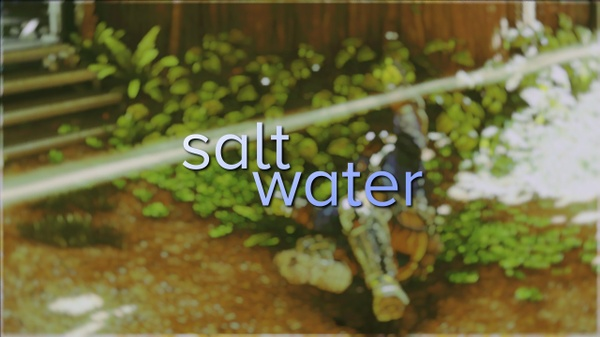 """""""salt water"""" Project File + Clips"""