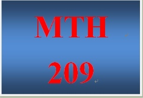 MTH 209 Week 5 participation Attend the Exponential and Logarithmic Functions Live Lab