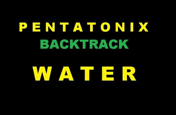 Pentatonix - Water - High Rez Backtrack (24 Bit)