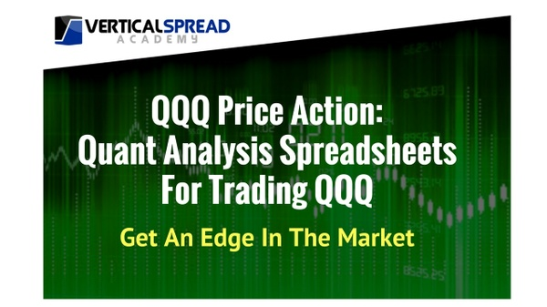 QQQ Quant Analysis Spreadsheets