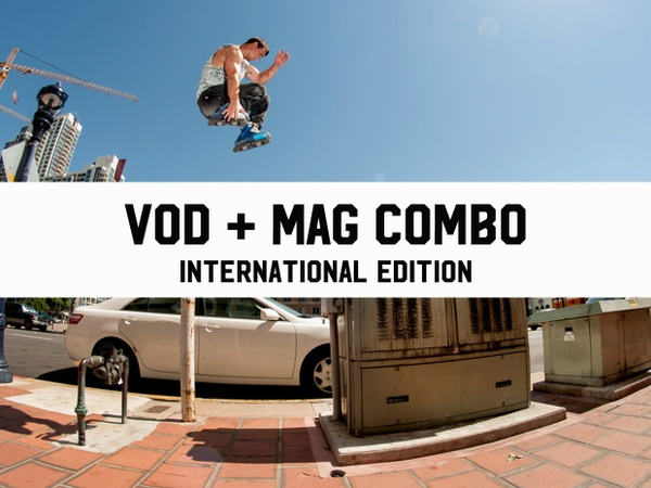 Adam Bazydlo in San Diego: VOD + MAG Combo (INTL Edition)