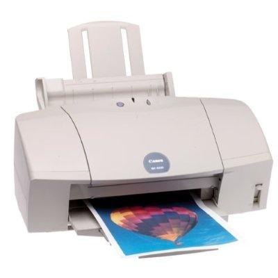 Canon BJC-8200 InkJet Printer Service Manual + Parts Catalog