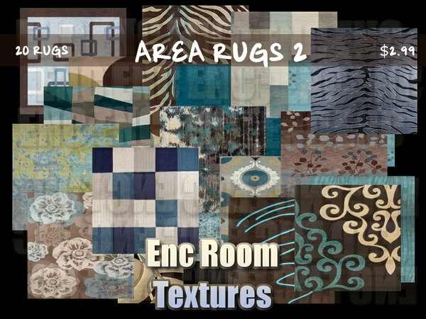 AREA RUGS 2