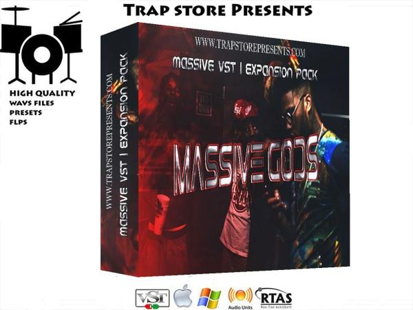 Trap Store Presents - MASSIVE GODS EXPANSION PACK