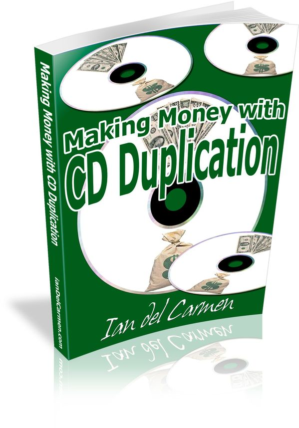 CD Duplication Profits