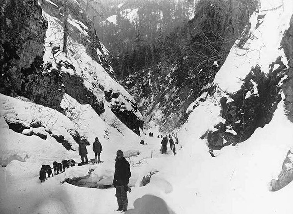Audiolibro: Los buscadores de oro del Norte