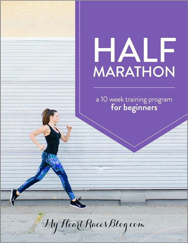 Half Marathon Training Guide for Beginners