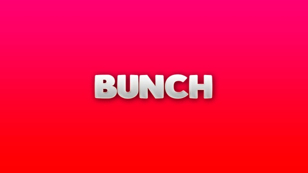 Bunch (Thumbnail,Banner.Intro, and Logo)