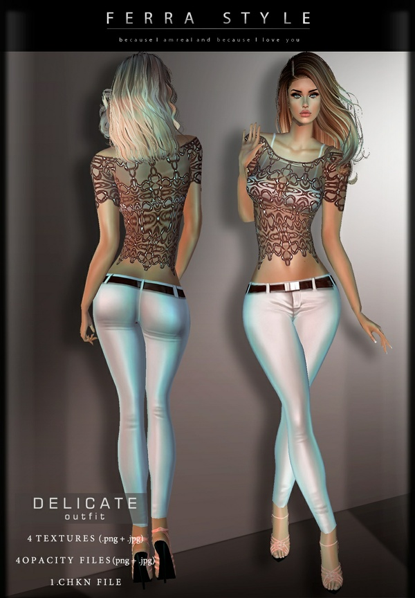 :: DELICATE OUTFIT ::