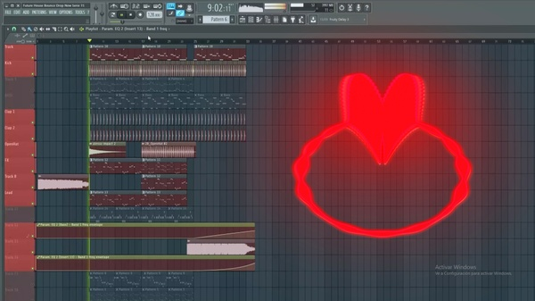 Future House/Bounce Drop FL STUDIO (FLP) (NEW SERIE) #16