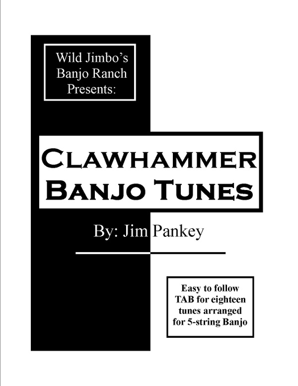 Clawhammer Banjo Tunes