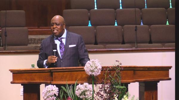 "Pastor Sam Emory 04-05-17pm "" Communion "" MP4"