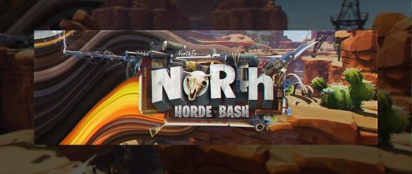 Header for Notrh Fortnite | Template PSD