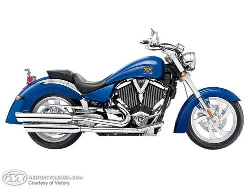 POLARIS VICTORY CLASSIC CRUISER / TOURING CRUISER MOTORCYCLE SERVICE MANUAL 2002-2004 DOWNLOAD